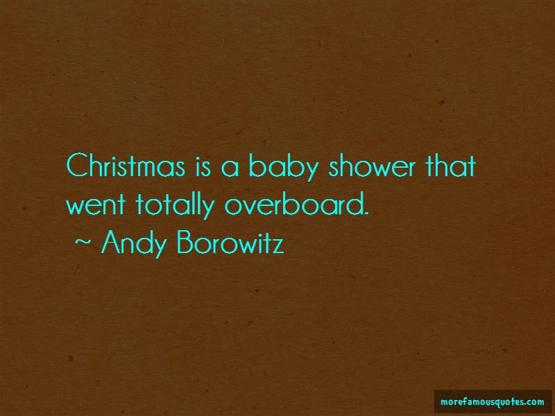 Quotes About A Baby Shower