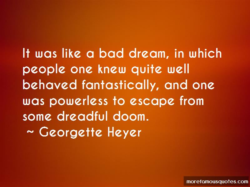 A Bad Dream Quotes Pictures 2