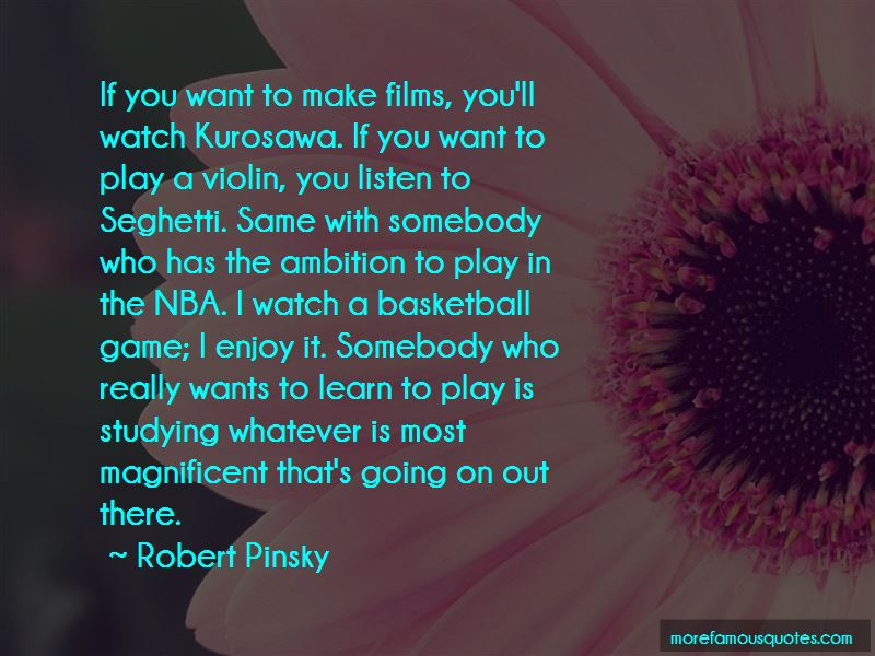 Quotes About A Basketball Game