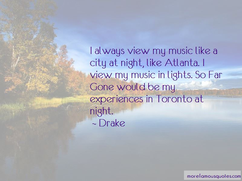 A City At Night Quotes Pictures 2
