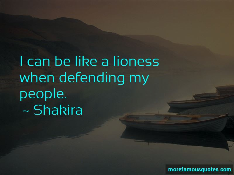 A Lioness Quotes Pictures 3