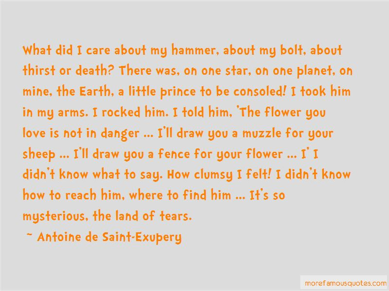 Quotes About A Little Prince: top 39 A Little Prince quotes ...