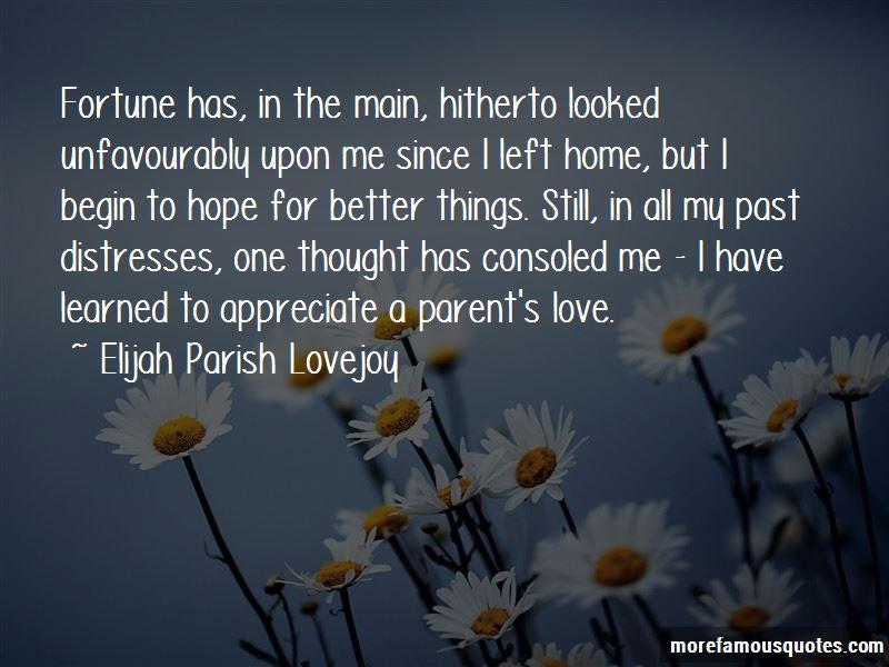 Quotes About A Parent's Love