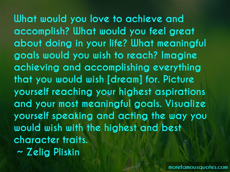 Quotes About Accomplishing Goals In Life Top 2 Accomplishing Goals