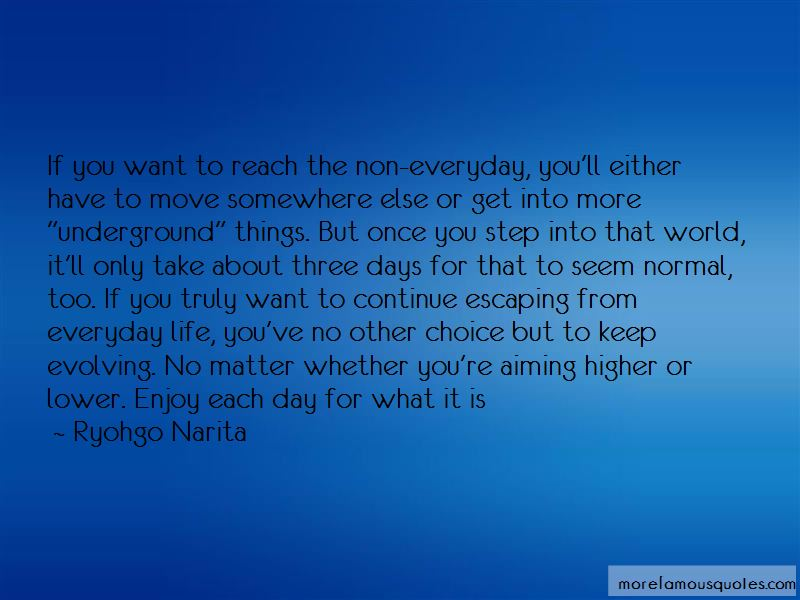Quotes About Aiming Higher
