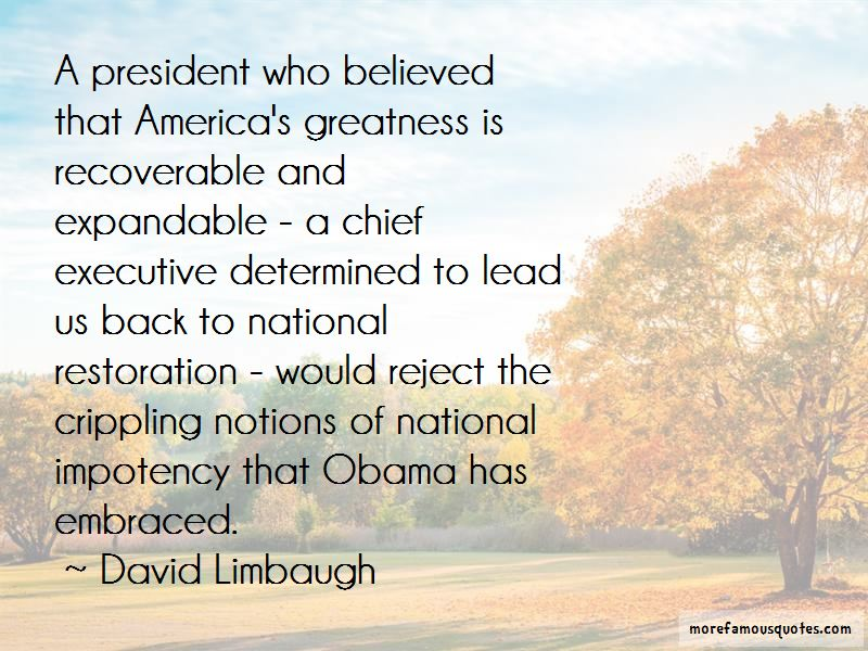 Quotes About America's Greatness