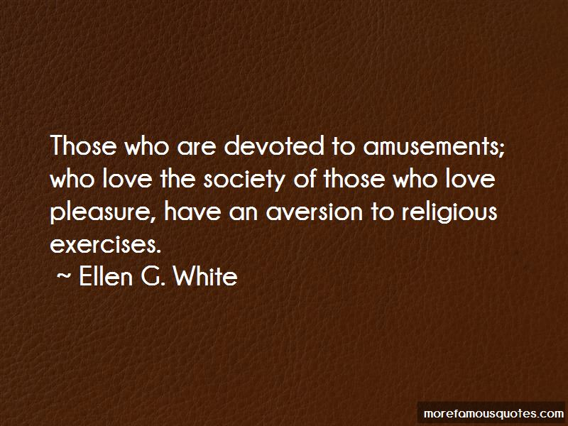 Quotes About Aversion