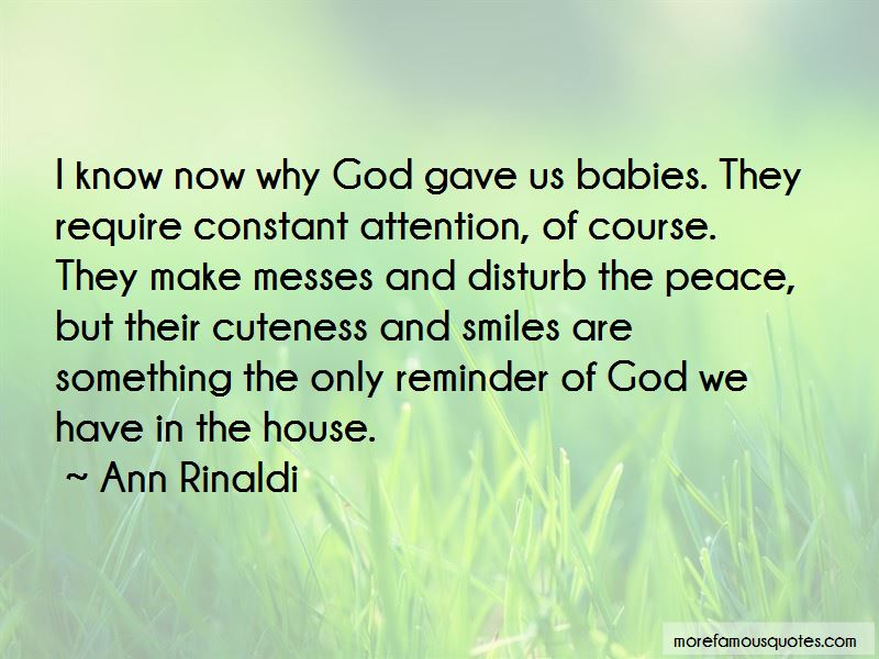 Quotes About Babies Smiles