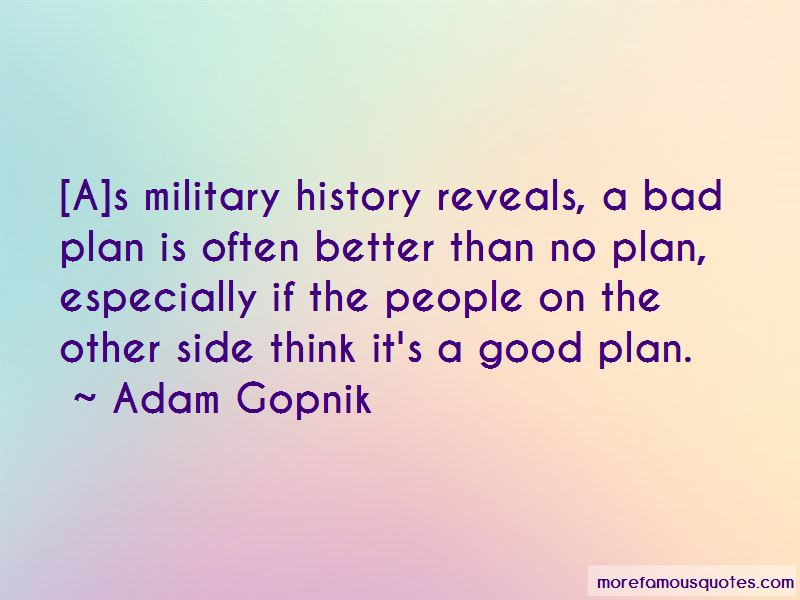 Bad Plan Quotes Pictures 3
