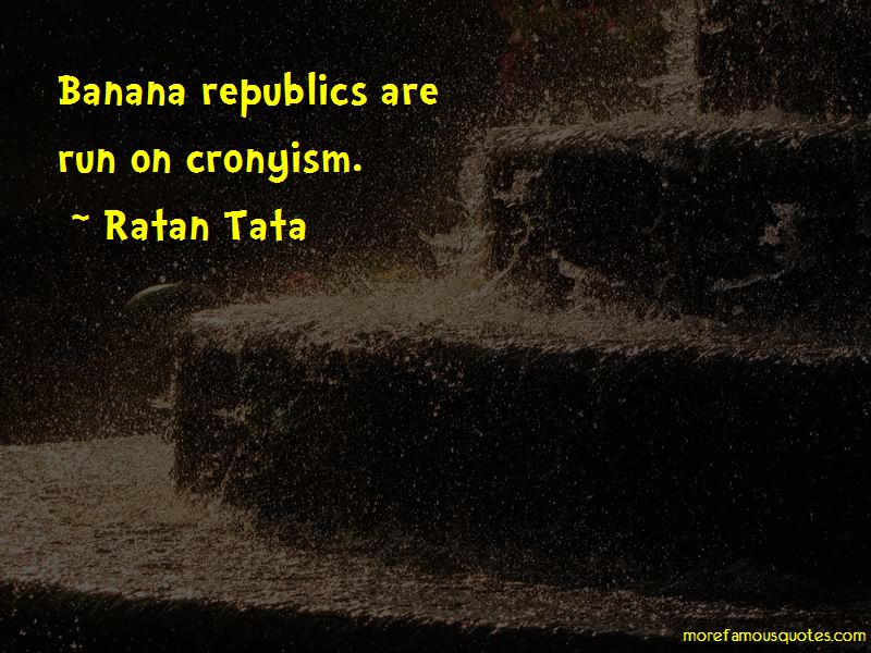Quotes About Banana Republics