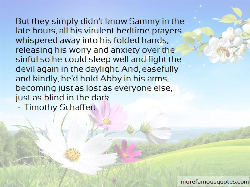 Quotes About Bedtime Prayers