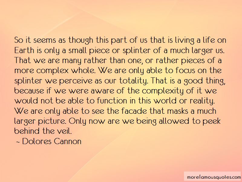 Quotes About Being Aware Of The World