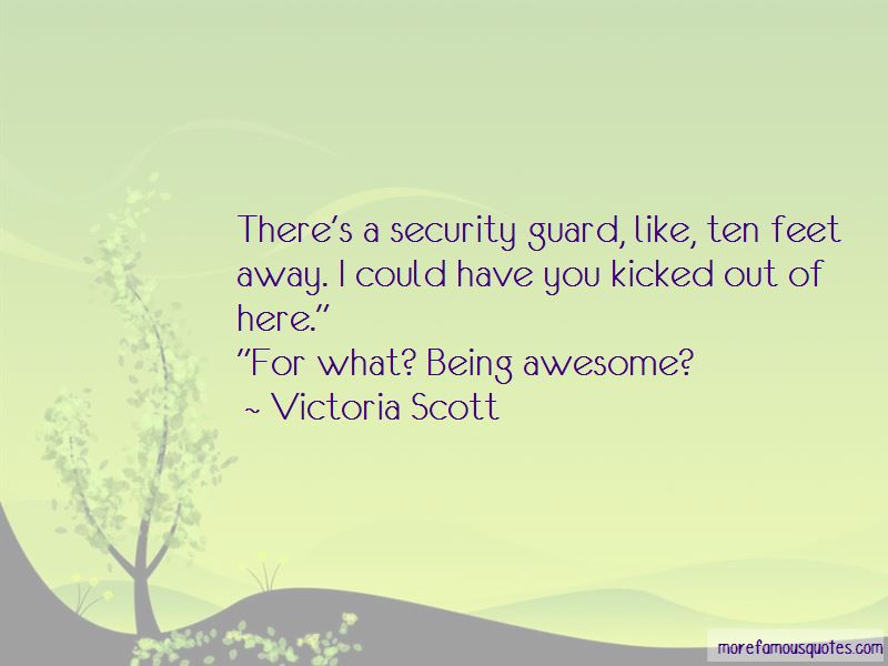 Quotes About Being Awesome