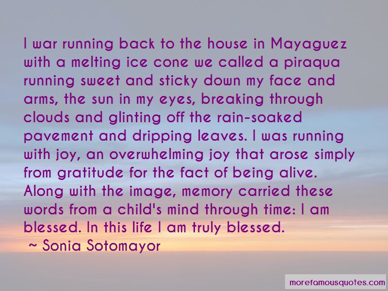 Being Blessed In Life Quotes Pictures 2