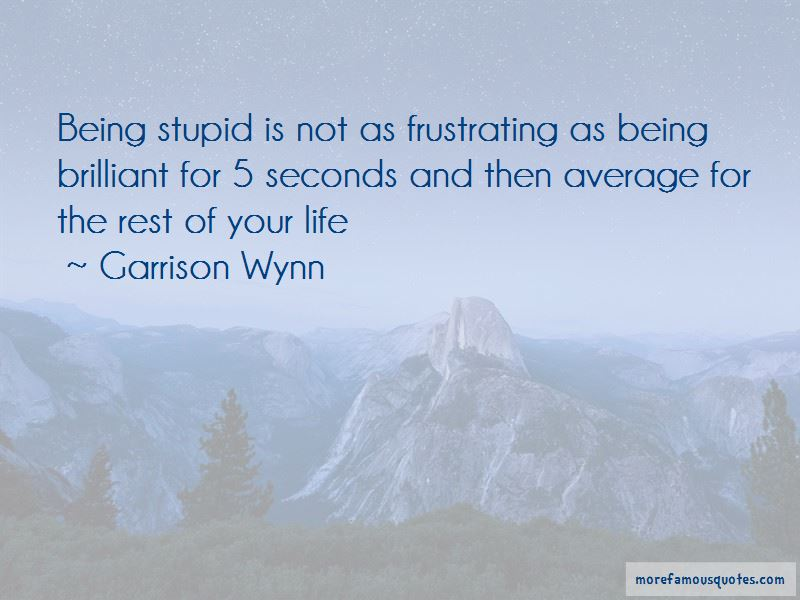 Being Brilliant Quotes Pictures 3