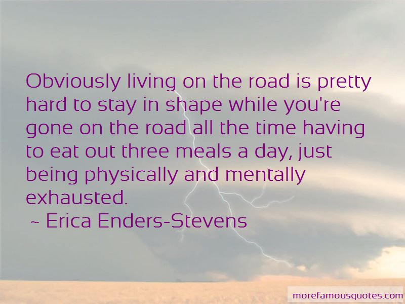 Quotes About Being Mentally Exhausted