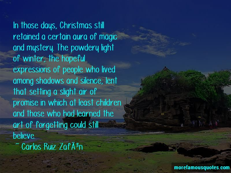 Quotes About Believe In The Magic Of Christmas