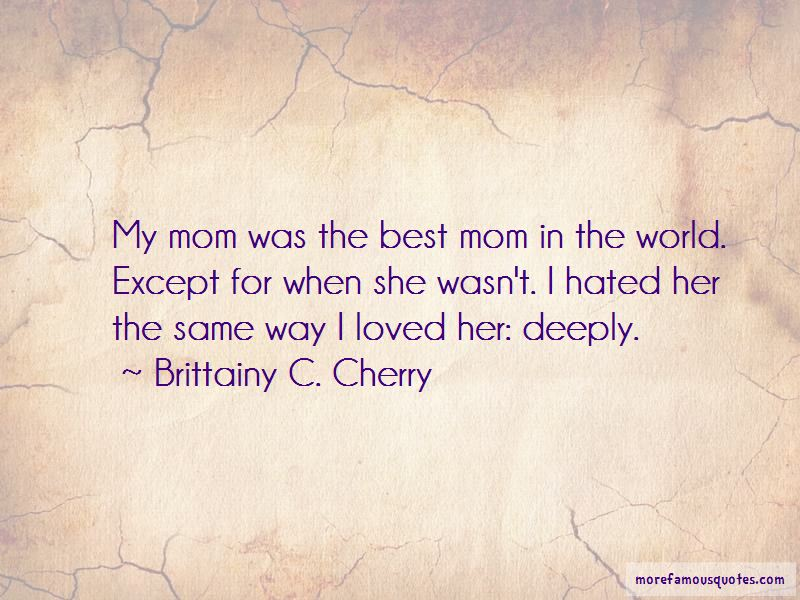 quotes about best mom in the world