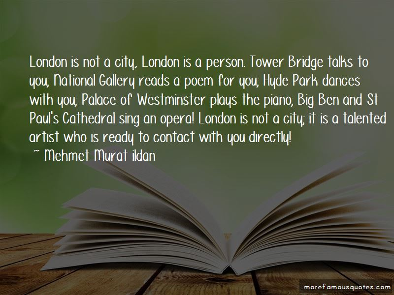 Quotes About Big Ben
