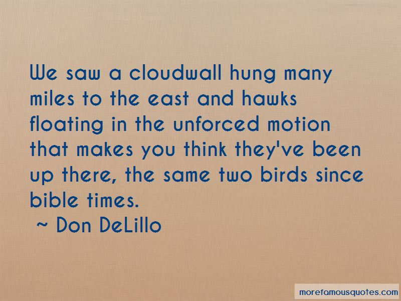 Quotes About Birds In The Bible
