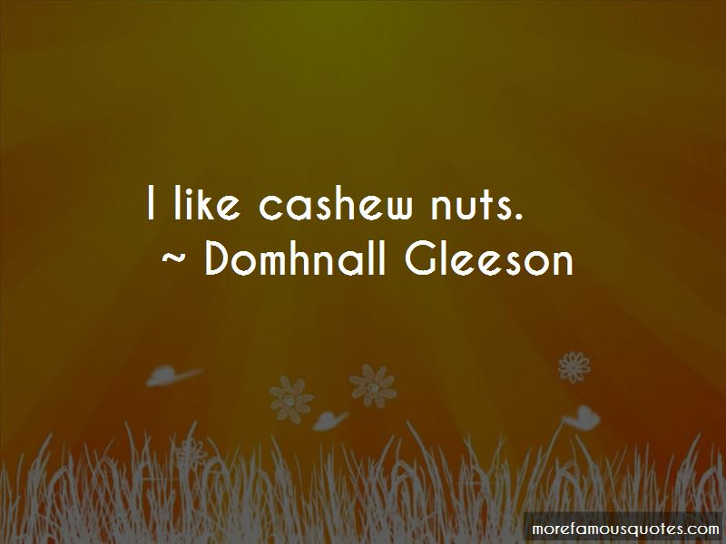 Quotes About Cashew Nuts