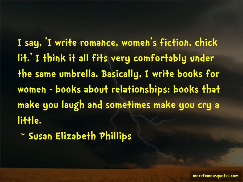 Chick Lit Quotes Pictures 2
