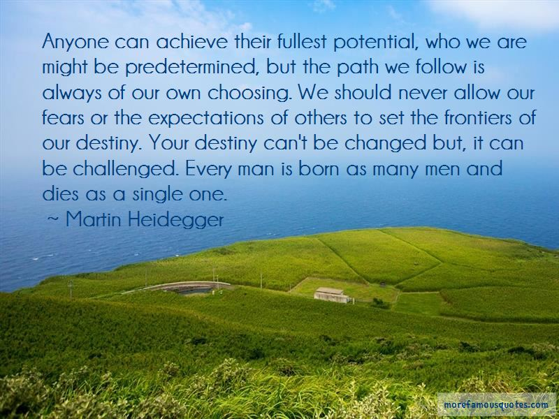 Quotes About Choosing Your Own Destiny: top 2 Choosing Your Own Destiny  quotes from famous authors