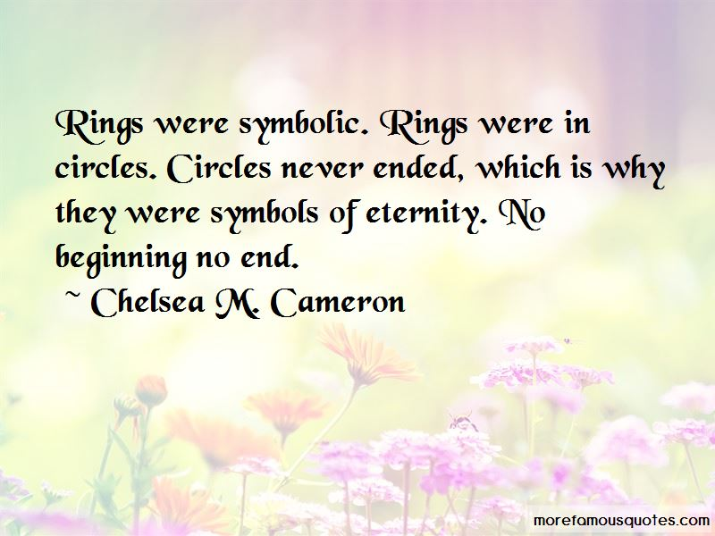 Quotes About Circles And Eternity