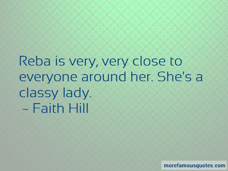 Quotes About Classy Lady