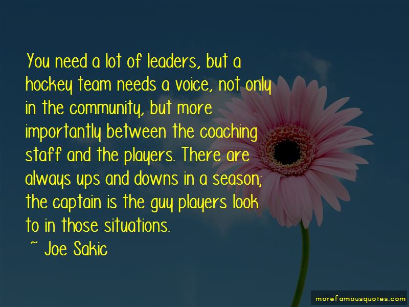 Coaching Hockey Quotes Pictures 4