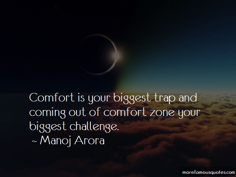 Coming Out Of Your Comfort Zone Quotes Pictures 2
