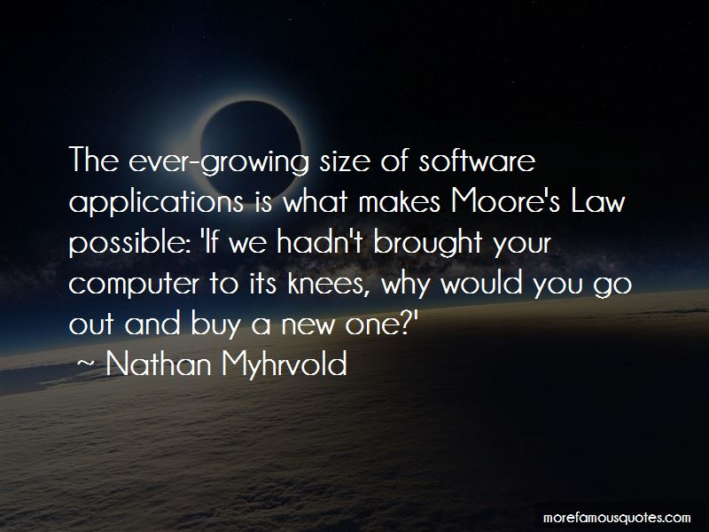 Computer Applications Quotes Pictures 2