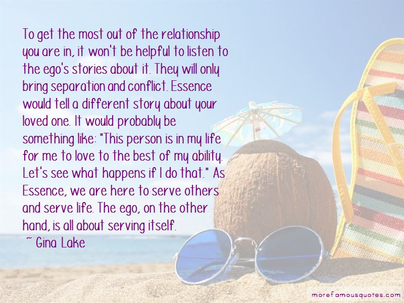 Quotes About Conflict And Love