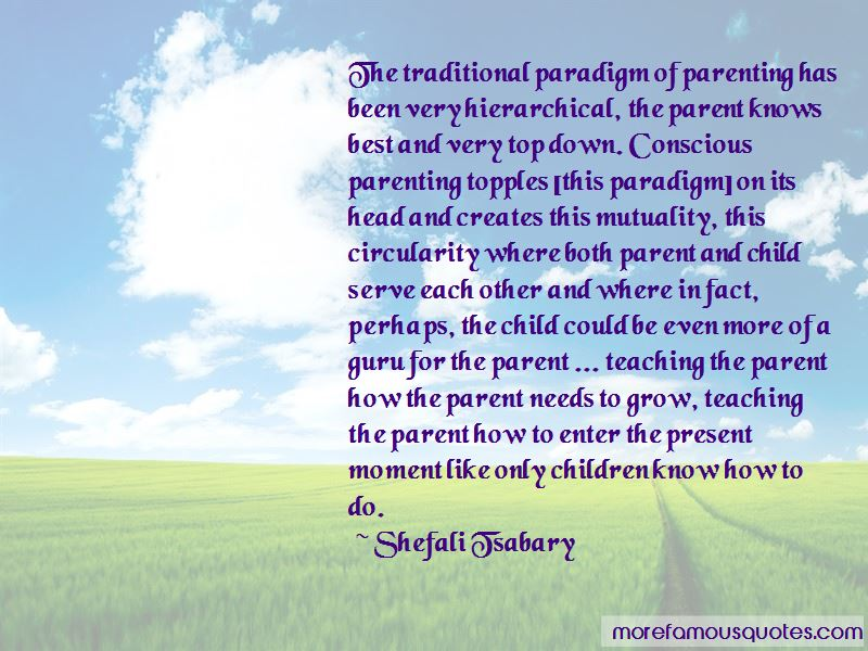 Quotes About Conscious Parenting