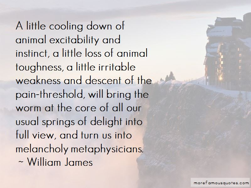 Quotes About Cooling Down