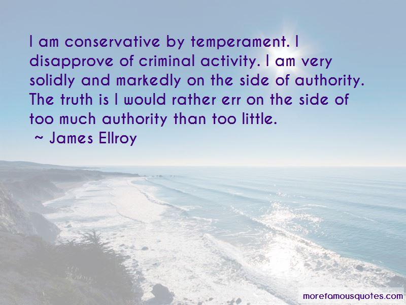 Quotes About Criminal Activity
