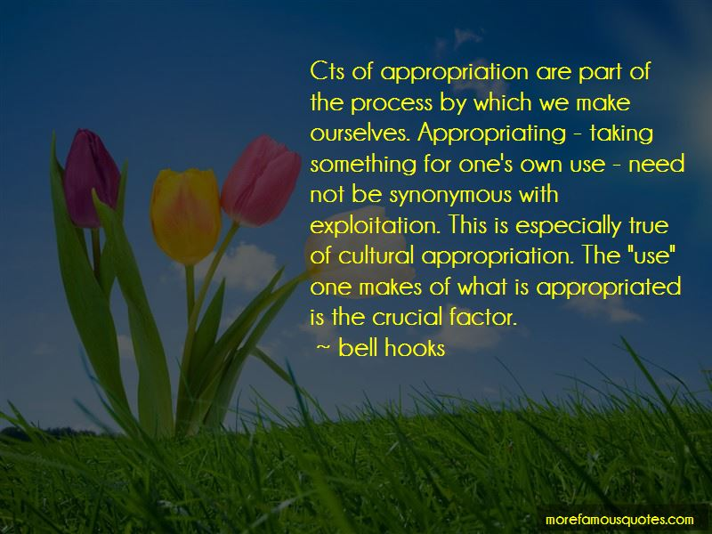Quotes About Cultural Appropriation