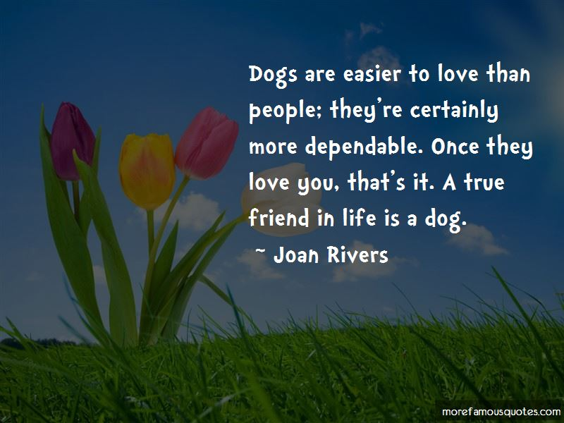 Quotes About Dogs Life Love