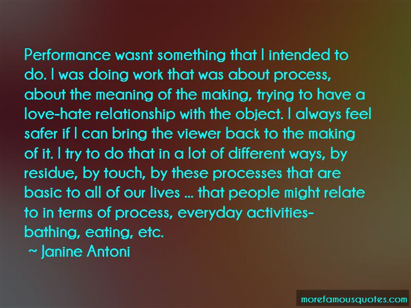 Quotes About Doing All The Work In A Relationship