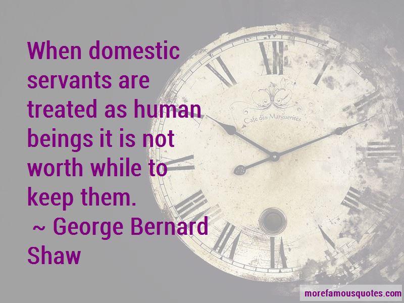 Domestic Servants Quotes Pictures 2