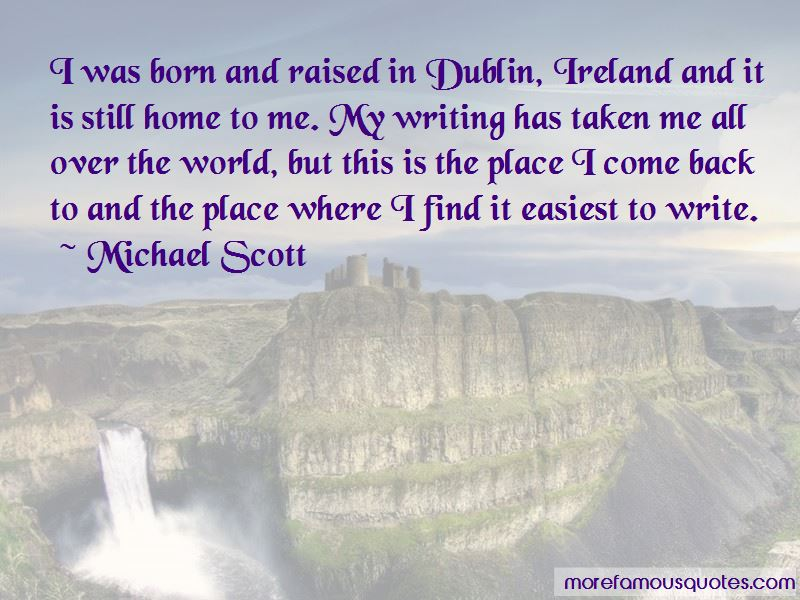 Quotes About Dublin Ireland