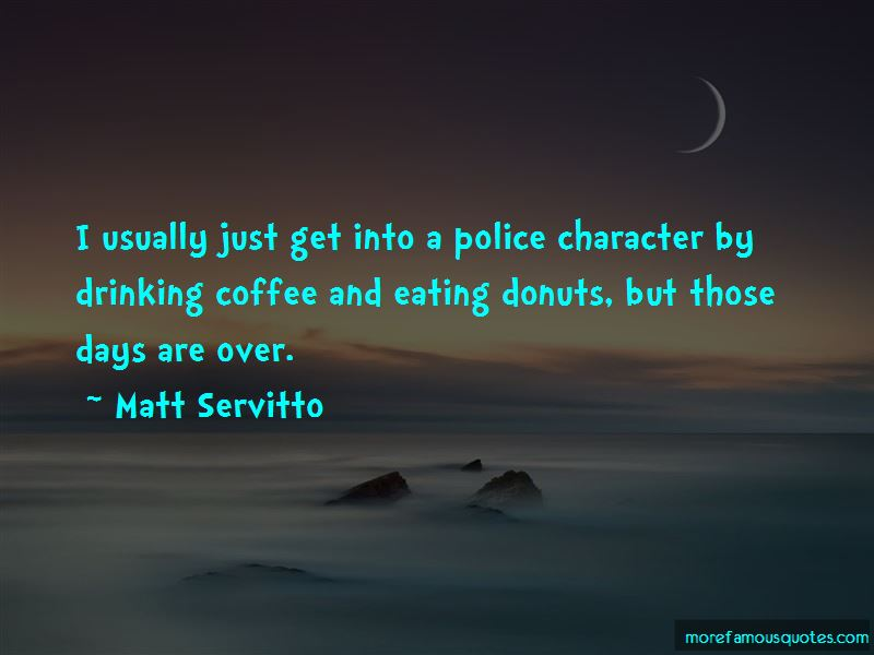 Quotes About Eating Donuts