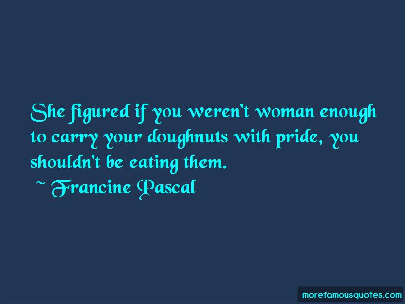 Quotes About Eating Your Pride