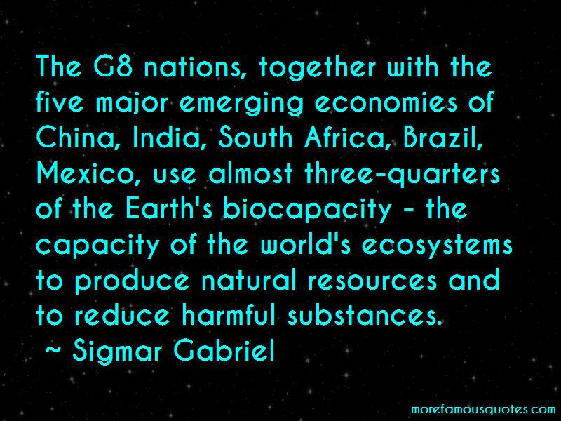 Emerging Economies Quotes Pictures 2