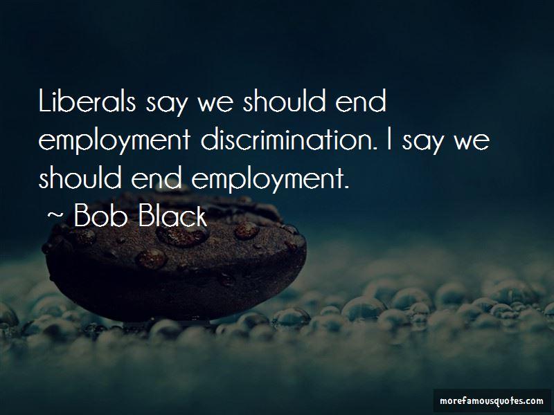 Quotes About Employment Discrimination