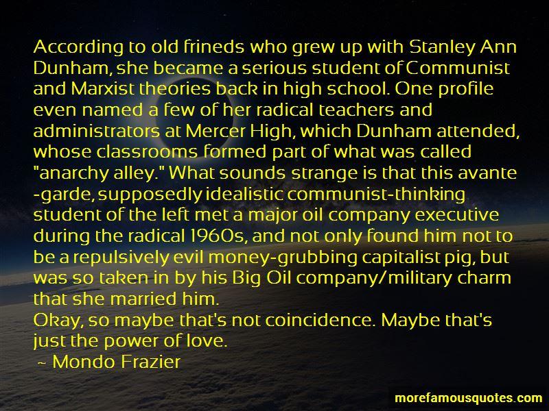 Quotes About Evil Money