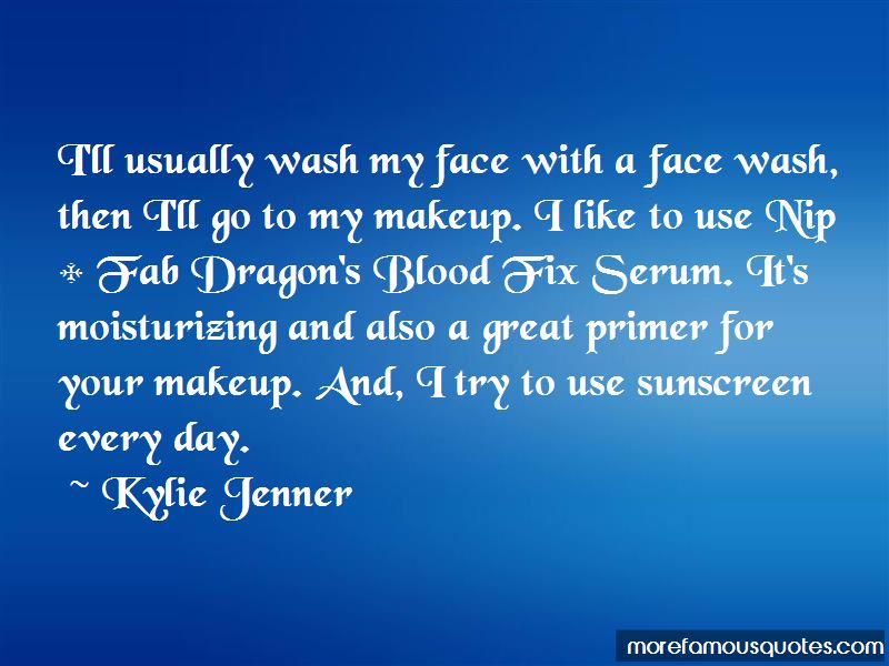 Face Wash Quotes Pictures 2