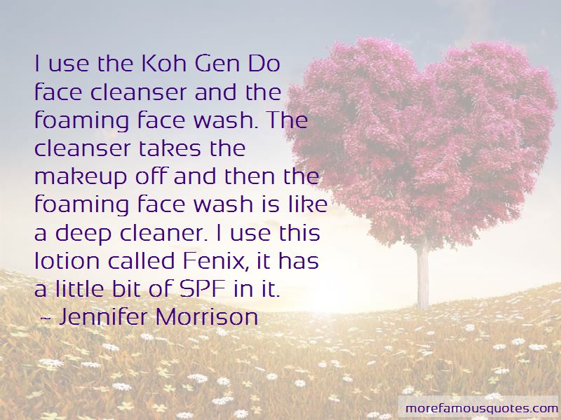 Face Wash Quotes Pictures 4