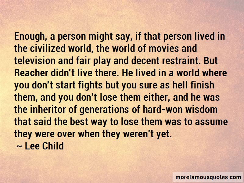 Fair Fights Quotes Pictures 2