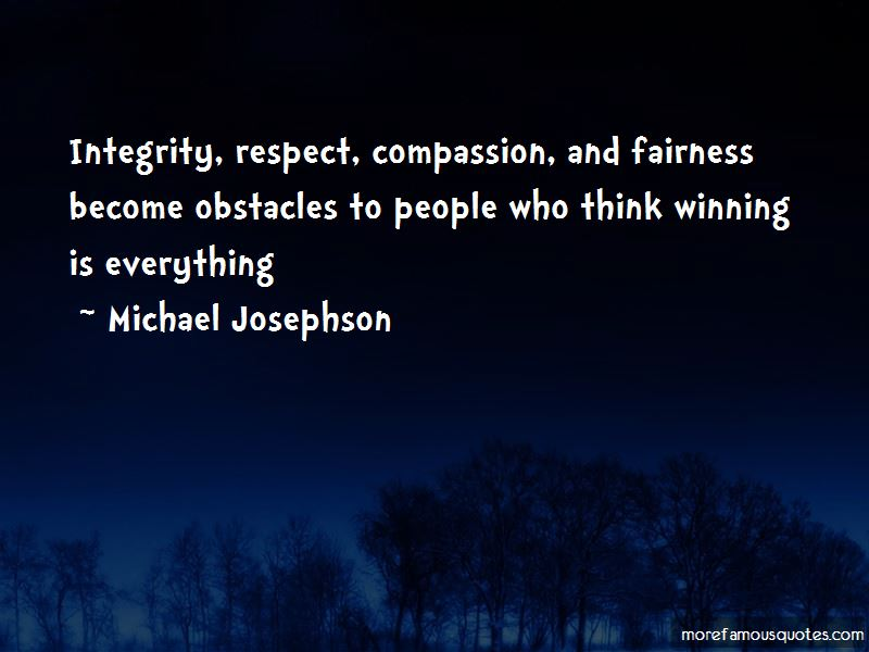 Fairness And Integrity Quotes Pictures 3